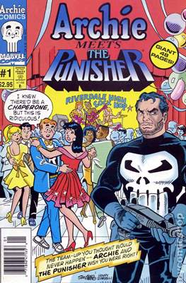 Archie meets The Punisher (1994)