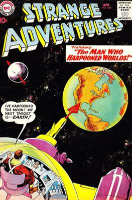Strange Adventures (Comic Book) #103
