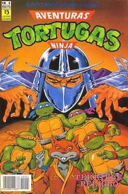 Aventuras Tortugas Ninja #4