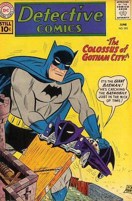 Detective Comics Vol. 1 (1937-2011; 2016-) (Comic Book) #292