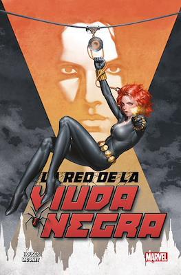 Viuda Negra: La Red de la Viuda Negra - 100% Marvel HC (Cartoné 112 pp) #