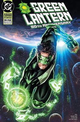 Green Lantern 80th Anniversary 100-Page Super Spectacular #1 (Variant Cover) (Softcover 100 pp) #1.5