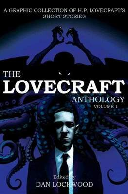 The Lovecraft Anthology (Softcover. 120 pp) #1