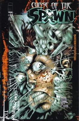 Curse of the Spawn (Grapa 24 pp) #13