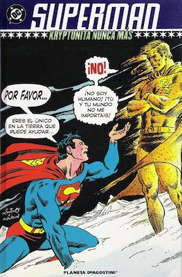 Superman. Kryptonita nunca más. Clásicos DC