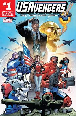 U.S. Avengers