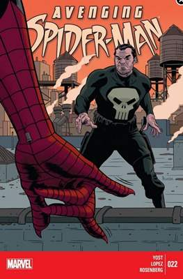 Avenging Spider-Man (Digital). 2011 #22