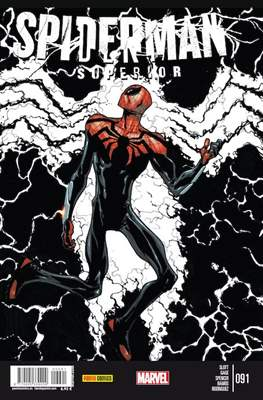 Spiderman Vol. 7 / Spiderman Superior / El Asombroso Spiderman (2006-) (Rústica) #91