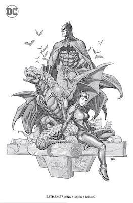 Batman (2017-...Portada variante) (Grapa) #27