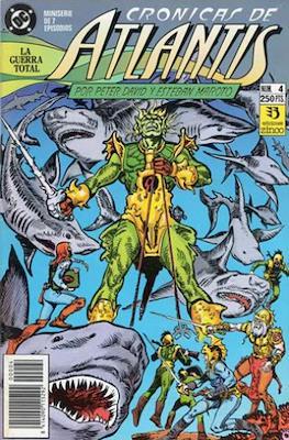 Crónicas de Atlantis (Grapa 56 pp) #4