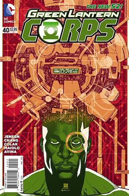 Green Lantern Corps Vol. 3 (2011-2015) #40