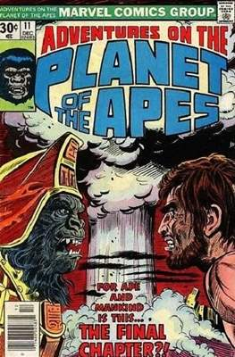 Adventures on the Planet of Apes #11