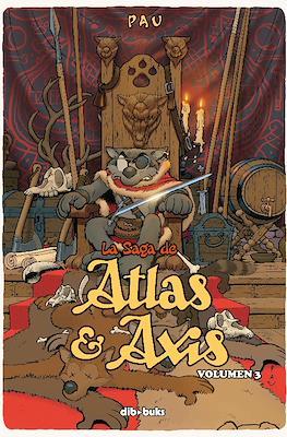 La Saga de Atlas & Axis (Cartoné 80 pp) #3