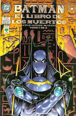 Batman. El libro de los muertos (Rústica) #1
