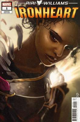 Ironheart (2018- Variant Cover) #1.1