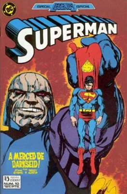 Superman: El hombre de acero / Superman Vol. 2 #10