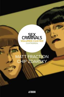 Sex Criminals (Cartoné 136 pp) #4
