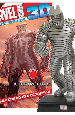 Marvel Héroes 3D: Especiales - Colección Oficial #2