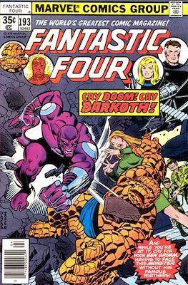 Fantastic Four Vol. 1 (1961-1996) (saddle-stitched) #193