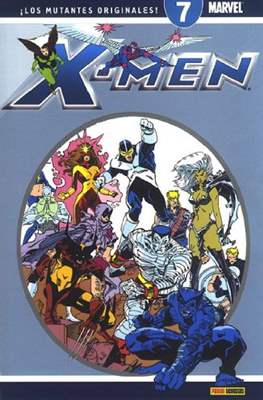 X-Men (Segundo coleccionable) #7