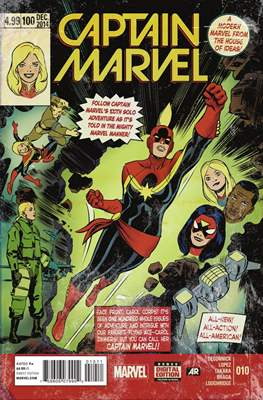 Captain Marvel Vol. 8 (Comic-Book) #10