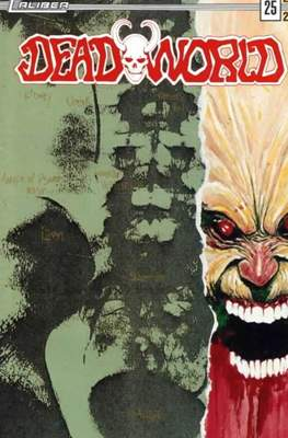 Deadworld Vol. 1 Variant Cover (1986-1993) Comic Book #25
