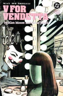 V for Vendetta (Comic Book) #1