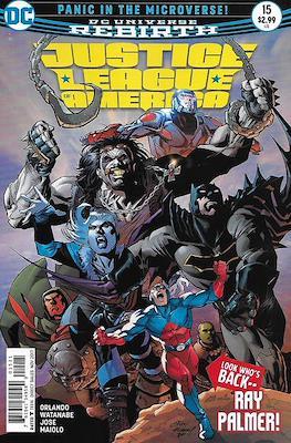 Justice League of America vol. 5 (2017-2018) (Grapa) #15