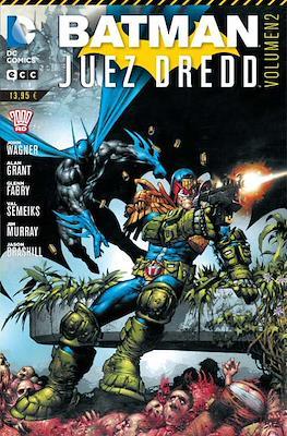 Batman / Juez Dredd (Rústica 160-144 pp) #2