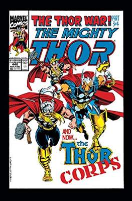 Thor Epic Collection (Softcover) #19