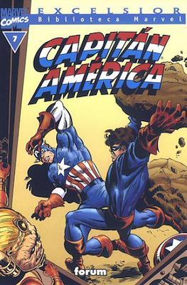 Biblioteca Marvel: Capitán América (1999-2000) #7