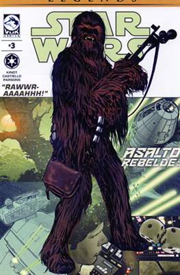 Star Wars: Asalto Rebelde (Grapas) #3