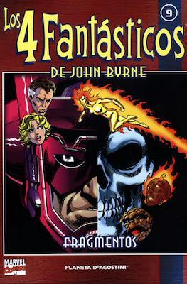 Coleccionable Los 4 Fantásticos de John Byrne (2002) (Rústica 80 pp) #9