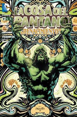 La Cosa del Pantano. Nuevo Universo DC (Rústica) #2