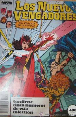 Los Nuevos Vengadores Vol. 1 #8