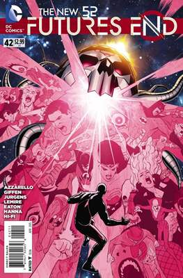 The New 52: Futures End (Comic-Book) #42