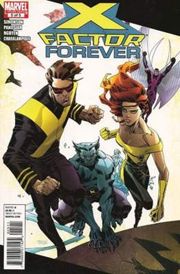 X-Factor Forever (Comic Book) #5