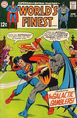 World's Finest Comics (1941-1986) (Grapa) #185