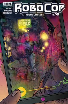 RoboCop: Citizens Arrest (Variant Covers) (Comic Book) #5.1