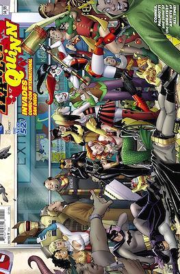 Harley Quinn Invades Comic-Con International San Diego