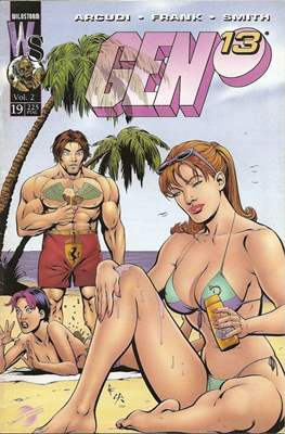 Gen 13. Vol. 2 (Grapa 24-32 pp) #19