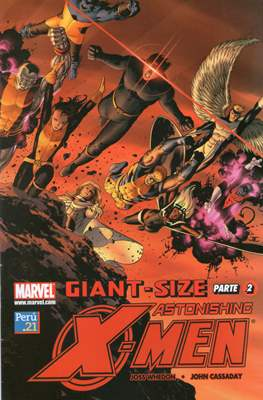 Astonishing X-Men. Giant size #2