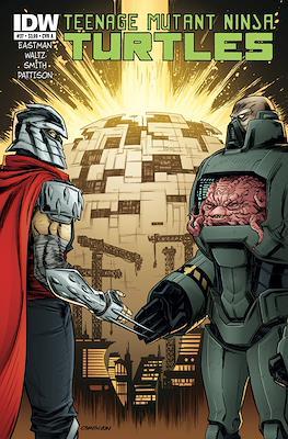 Teenage Mutant Ninja Turtles (2011-...) (Comic-book) #37