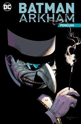 Batman Arkham #11