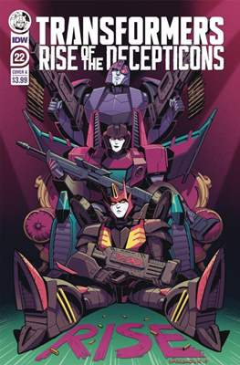 Transformers (2019) (Comic Book) #22