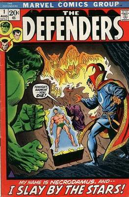 The Defenders vol.1 (1972-1986) (Grapa, 32 págs.) #1