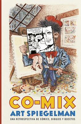 Co-Mix. Una retrospectiva de cómics, dibujos y borradores