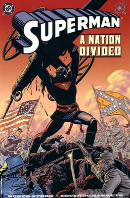 Superman: A Nation Divided