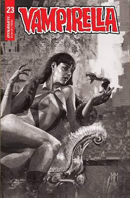Vampirella (2019- Variant Cover) #23.4