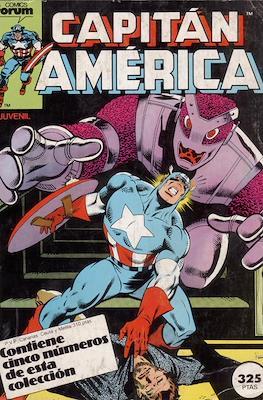 Capitán América Vol. 1 (1985-1992) (Retapado Rústica) #1
